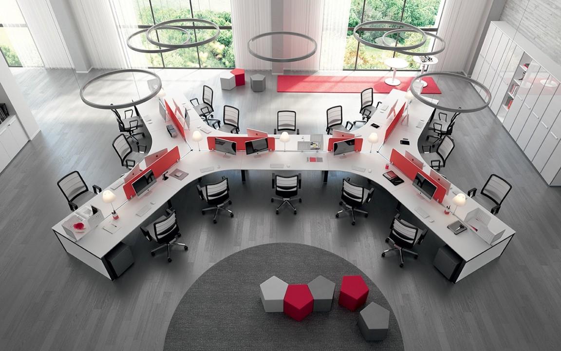 Coworking & desk sharing con il noleggio operativo