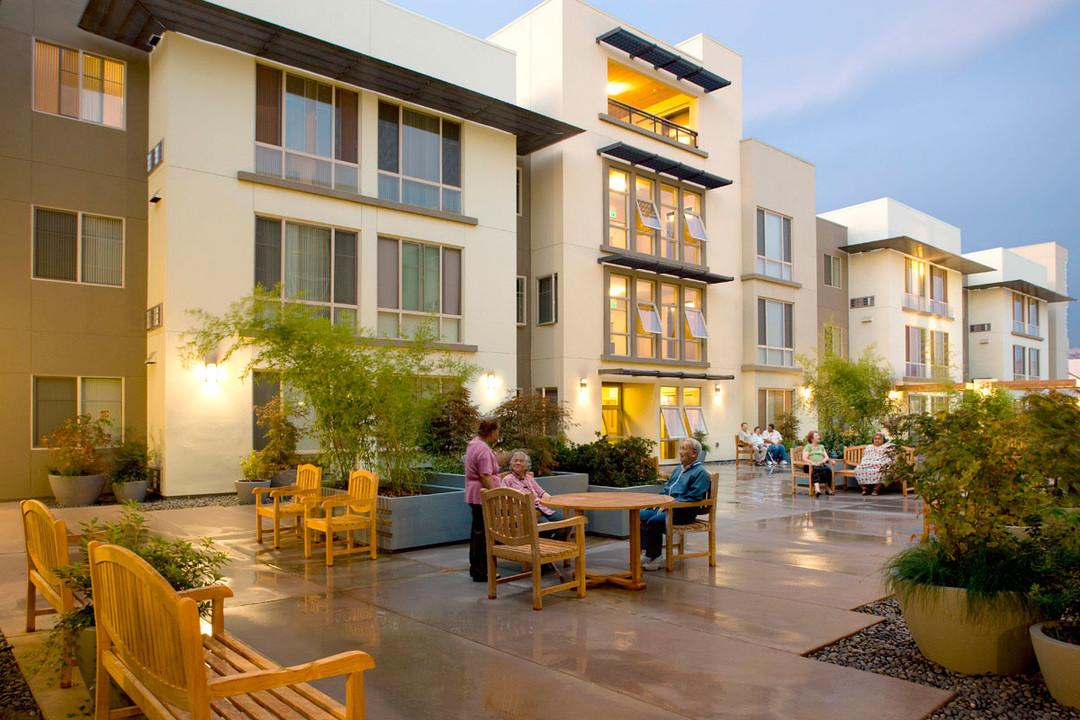 Senior Housing, abitazioni sostenibili a noleggio